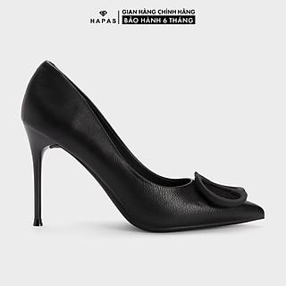 Giày Cao Gót Nữ Khoá CD 9Phân HAPAS - CG9996