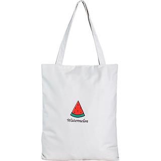 Túi Vải Đeo Vai Tote Bag Dưa Hấu XinhStore