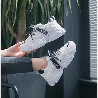 Giày Thể Thao Nữ Hai Dây Kép Thời Trang GN50