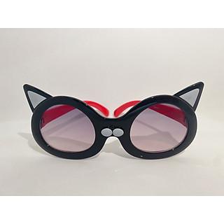 Kính mát cao cấp chống tia UV dành cho bé gái  từ 1 tới 6 tuổi hình mèo siêu dễ thương Jun Secrect BD61011