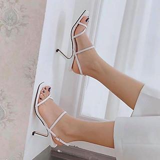 Sandal 5 phân quai chéo