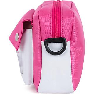 Túi đeo chéo nữ hình gấu đi học, đi chơi phong cách Hàn Quốc