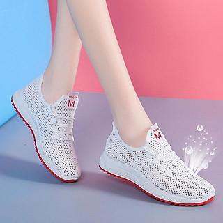 Giày vải nữ thoáng khí kiểu dáng thời trang cho nữ - SB97