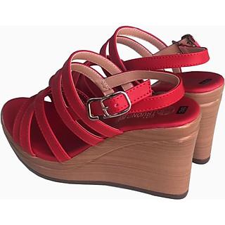 Dép sandal nữ cao 9.5cm thời trang cao cấp Trường Hải SD231