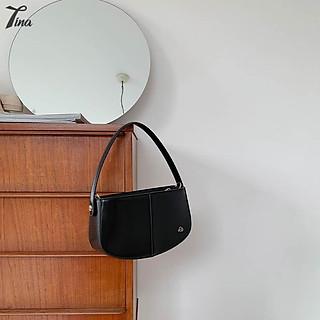 Túi cầm tay nữ Micocah Saddle 2021 thiết kế đơn giản, có dây đeo chéo (NSE508) (M419)