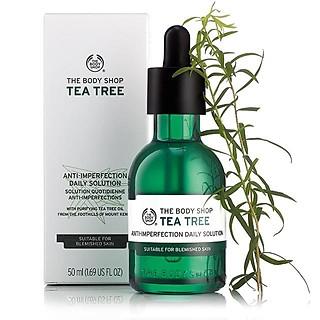Tinh Chất Dưỡng Da The Body Shop Tea Tree Anti-Imperfection Daily Solution (50ml)
