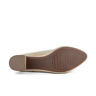 PABNO - Giày gót trụ mica thiết kế sang trọng, thanh lịch PN460