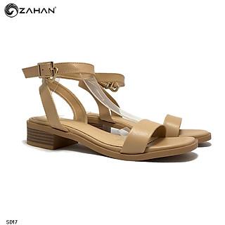 Sandal nữ 3 cm, quai đơn SD17