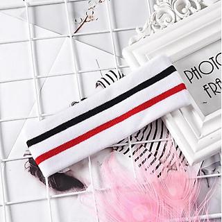 Băng đô nam nữ bản to 6-8cm thể thao và thời trang Hàn Quốc (chọn mẫu) TB09