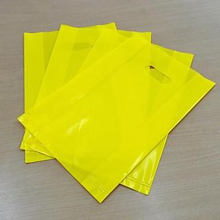 2kg túi nilon hột xoài đựng quần áo không in size 20*30cm