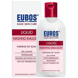 Sữa Tắm Hương Tự Nhiên EUBOS Liquid Washing Emulsion Red Perfumed (200ml)