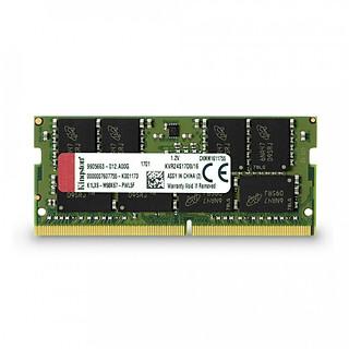 Ram laptop Kingston DDR4 16GB (1x16GB) Bus 2400Mhz SODIMM KVR24S17D8/16 - Hàng Chính Hãng