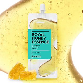 Tinh Chất Mật Ong Dưỡng Da Mini SNP Royal Honey Essence