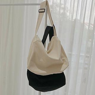 Túi đeo chéo vải thời trang nữ phong cách Hàn Quốc đi học đi chơi đẹp