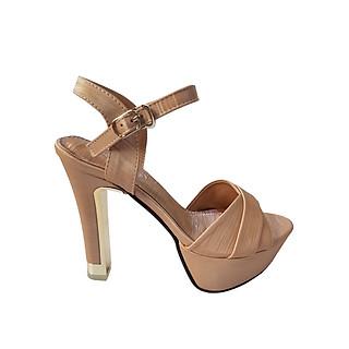 Giày Sandal Cao Gót Nữ BIGGBEN Cao Cấp SDCG58