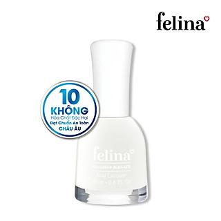 Sơn móng tay Felina 18ml CS003 Trắng Sữa
