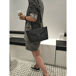 Túi đeo chéo nữ công sở da bò cao cấp