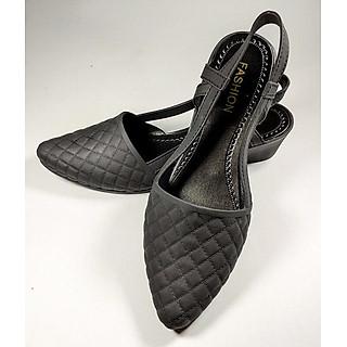 Giày sandals nữ 5p size chuẩn nhiều màu V183