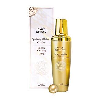 Sữa dưỡng Daily Beauty Age Away Vitalizing Emulsion R&B Việt Nam Đánh Thức Thanh Xuân, Trẻ Hóa Làn Da 120ml