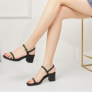 Giày sandal nữ 5cm thời trang Hàn Quốc