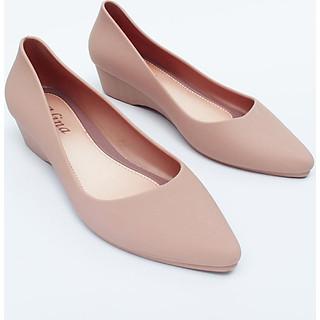 Giày búp bê giày công sở có khả năng chịu nước, chống trơn trượt size 36 đến 40 mẫu V158 chuẩn
