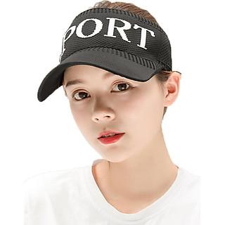 Mũ lưỡi trai nữ, nón len nửa đầu kiểu dáng thể thao trẻ trung, năng động