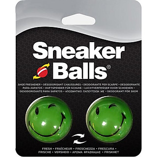Bóng khử mùi kháng khuẩn cho giày, tủ đồ Sneaker Balls Happy Feet W 20-87