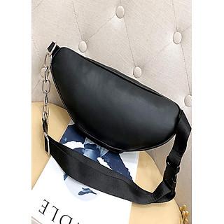 Túi bao tử da PU loại tốt nhiều ngăn cá tính, dễ phối đồ