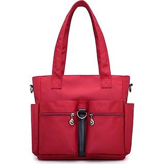 Túi xách đeo vai nữ dạng hộp 2 túi trước H98 Shalla