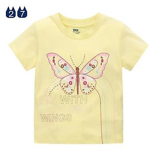 Áo bé gái, áo thun bé gái, áo cho bé gái