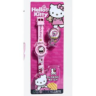 Đồng hồ điện tử đèn led nhiều kiểu cho bé