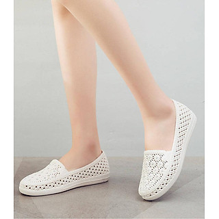 Giày lười nữ thời trang đẹp siêu bền nhiều màu V235