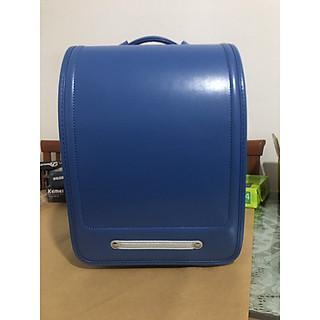 Cặp Chống Gù Lưng màu blue cho học sinh lớp 1,2,3,4,5, Ba lô chống gù lưng Nhật bản cho bé trai