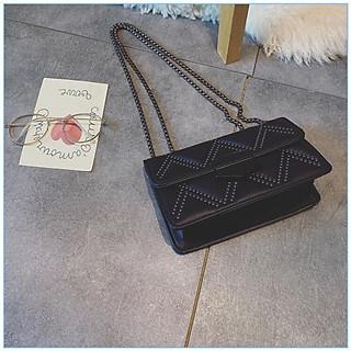 Túi xách nữ thời trang đeo chéo vai cao cấp thiết kế hiện đại trẻ trung