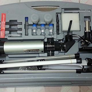 Bộ kit Kính thiên văn D50f360mm và kính hiển vi học sinh (hàng nhập khẩu)