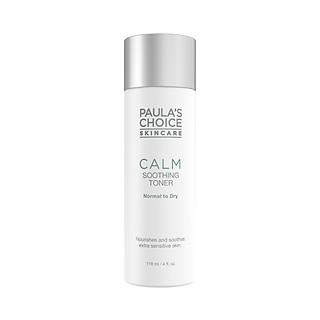 Nước hoa hồng làm dịu và phục hồi da Paula's Choice Calm Redness Relief Toner Dry Skin