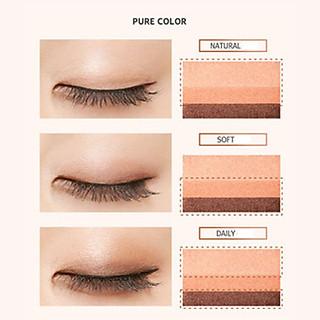 Màu mắt Aprilskin Perfect Magic Dual Eyeshadow