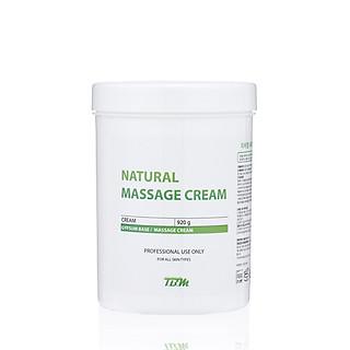 KEM MASSAGE Thiên Nhiên Natural Massage Cream TBM (1000g) - Hàng Chính Hãng