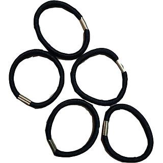 Set 5 dây buộc tóc đen