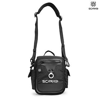 """Scarab Bubalus Shoulder Bag Túi Đeo Chéo Biểu Tượng """"Trâu"""" Phong Cách Streetwear"""