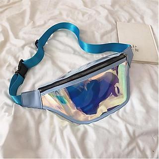 Túi đeo bụng túi xách nữ đeo chéo hàn quốc đẹp Laser TX27