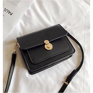 Túi đeo chéo nữ thời trang T62 size 19x15x8cm dây đeo chéo da bản nhỏ phụ kiện thời trang nữ- T62