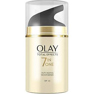 Kem dưỡng ngày 7 tác dụng Olay Total Effects 7 in 1 Anti Ageing Moisturiser SPF15 - 15ml