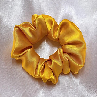 Dây cột tóc scrunchies dễ thương
