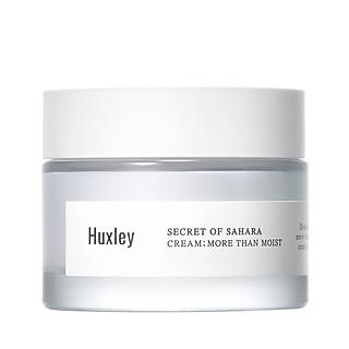 Kem dưỡng ẩm phục hồi da dành cho da nhạy cảm Huxley Cream More Than Moist 50ml