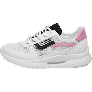 Giày Sneaker Nữ Siêu Nhẹ SNKnu02 - Đen