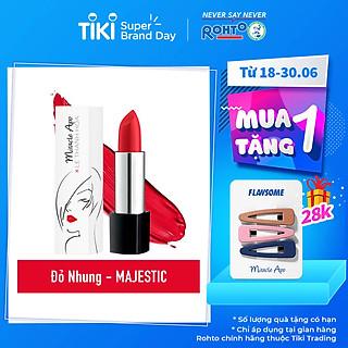Son lì Miracle Apo Lipstick Matte x Lê Thanh Hòa 4g