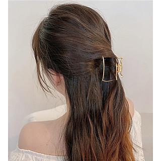 Kẹp tóc kim loại con mèo trang trí tóc phong cách Vintage