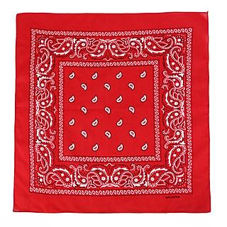 Bộ sưu tập khăn vuông cotton bandana turban XO Vintage BDN01 54x54cm