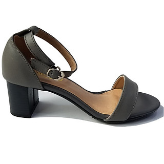 Giày Sandal Cao Gót Nữ Da Bò BIGGBEN SDCG54